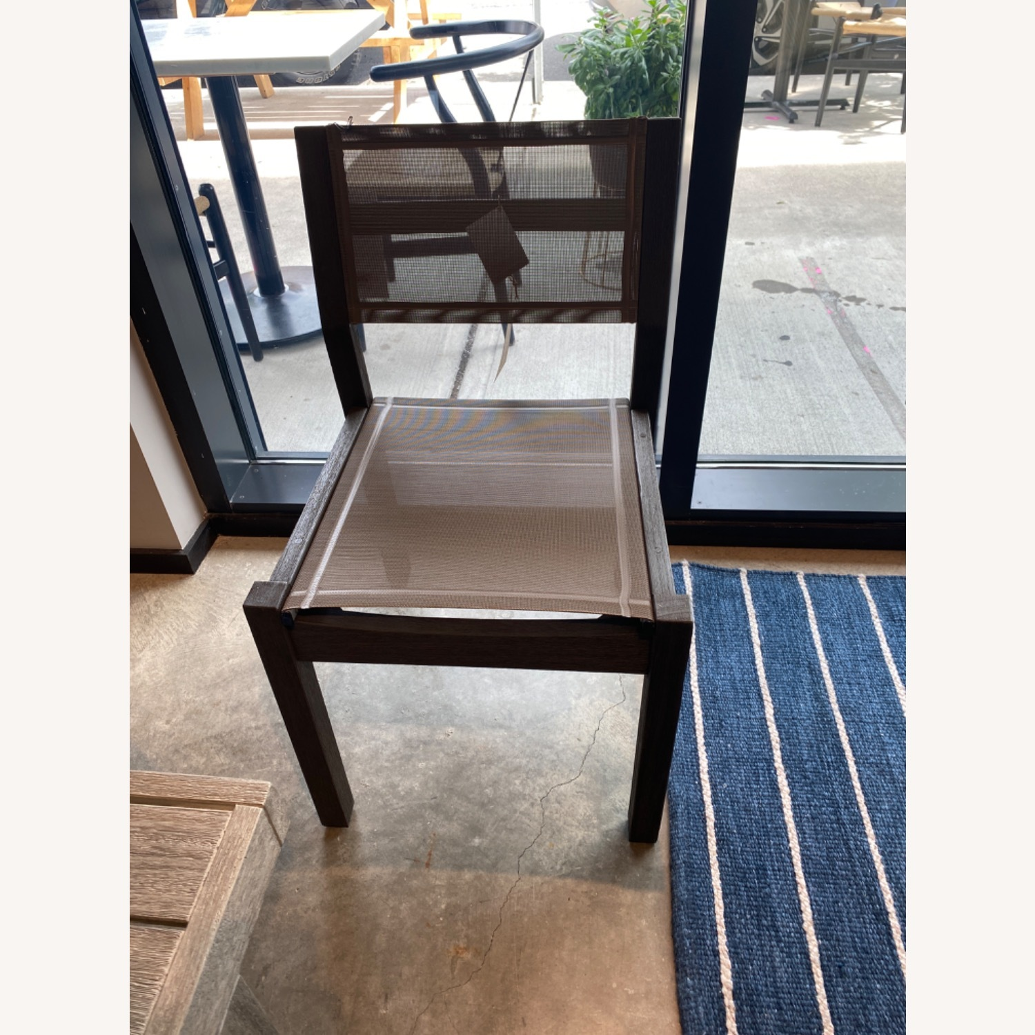 West Elm Portside Textiline Dining Chair - image-2