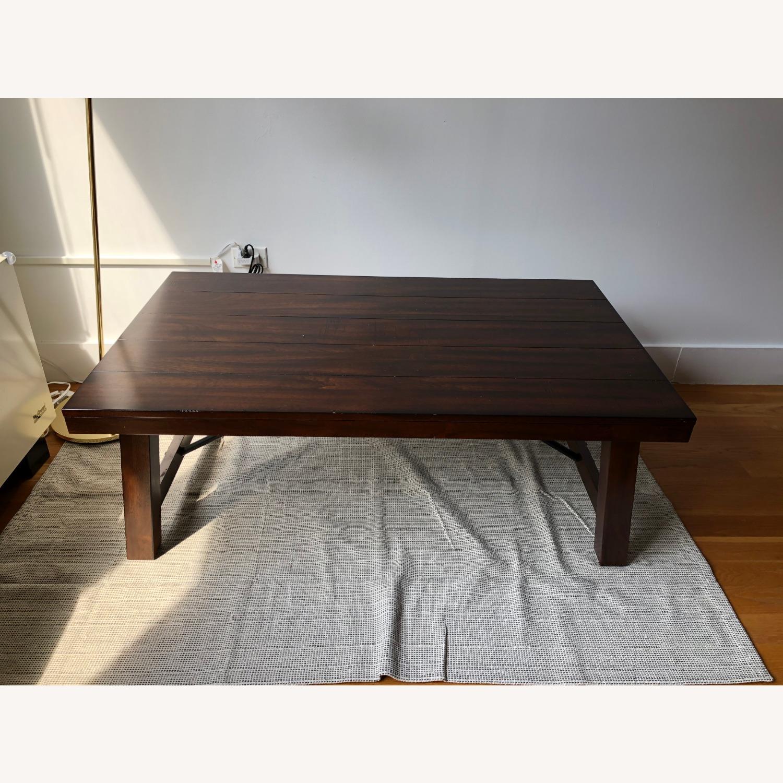 Bob's Furniture Coffee Table - image-1