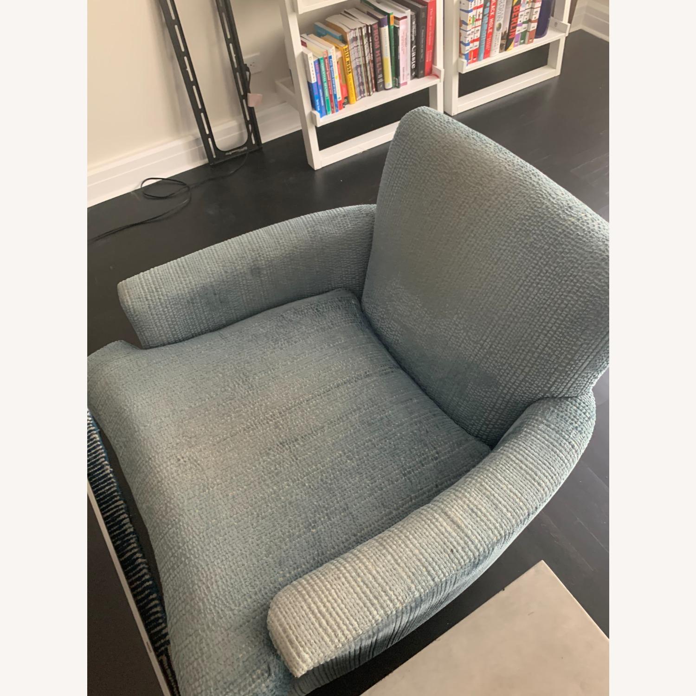 Velvet Donte Lounge Chair - image-4