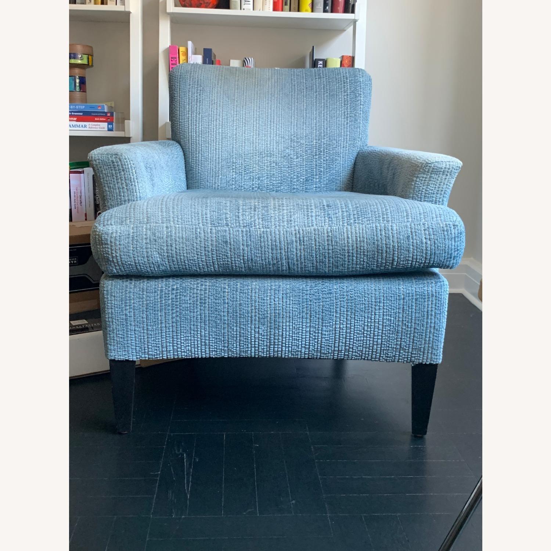 Velvet Donte Lounge Chair - image-0