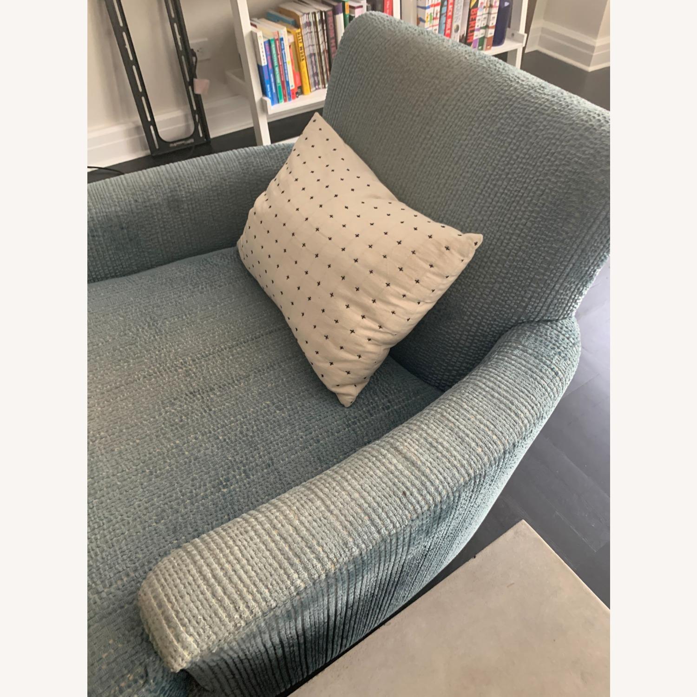 Velvet Donte Lounge Chair - image-1