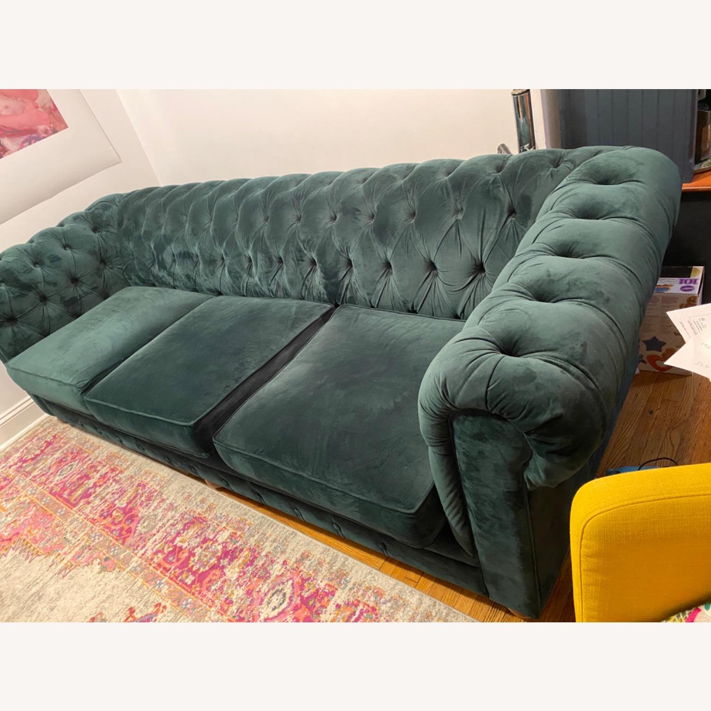 Joybird Sofa and Ottoman - image-2