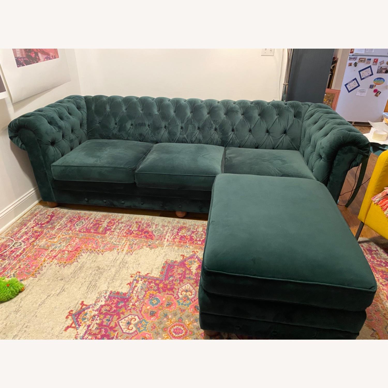 Joybird Sofa and Ottoman - image-4