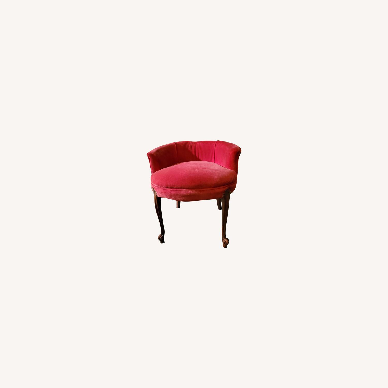 Vintage Accent Chair - image-0