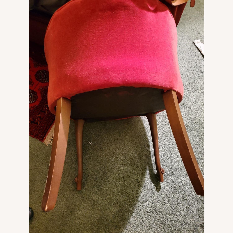 Vintage Accent Chair - image-1