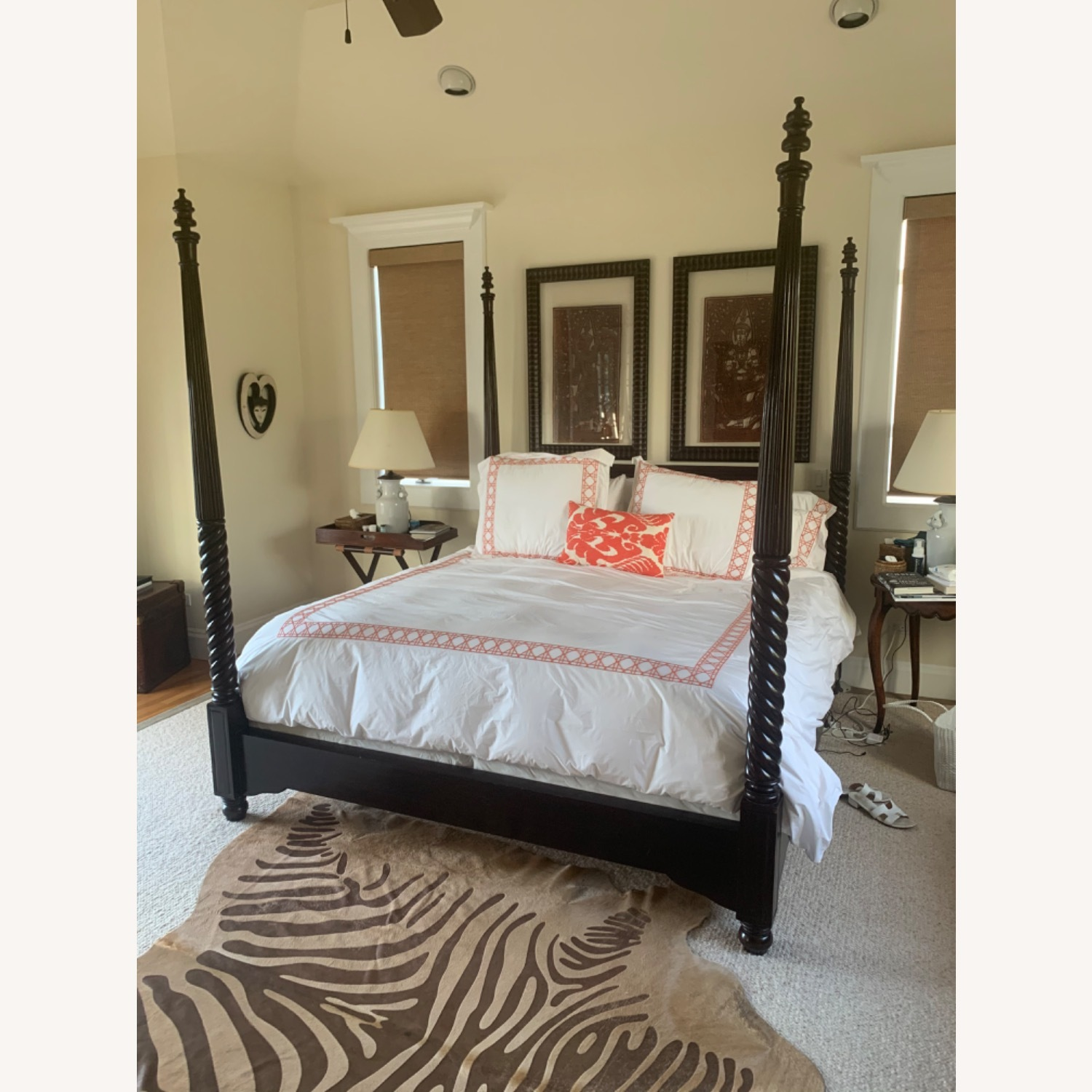Colonial Bed - image-1