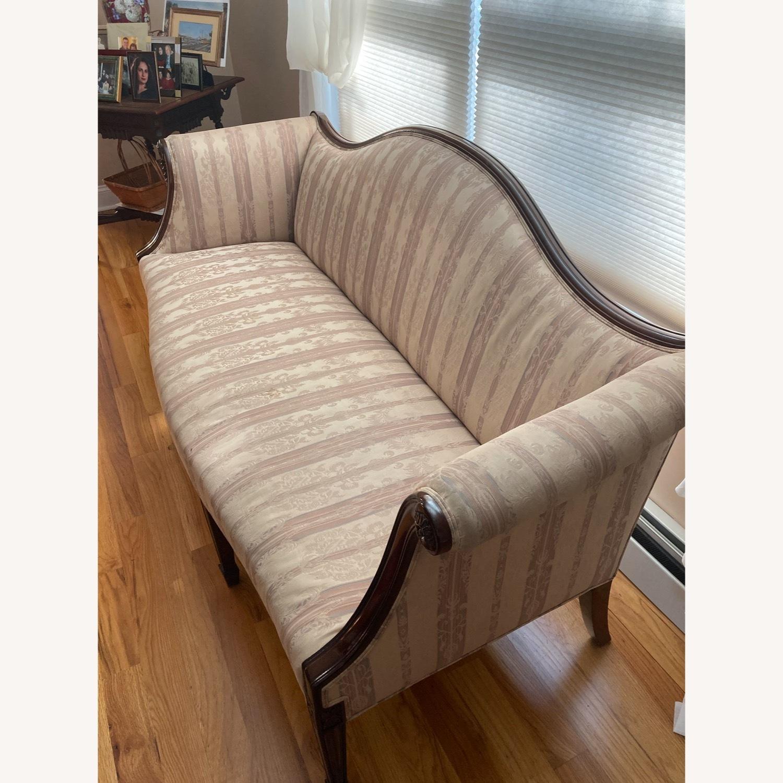 Decorative Hepplewhite Style Sofa - image-2