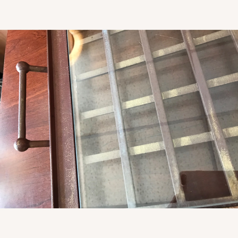 Vintage Mid Century Side Table / Tray - image-17
