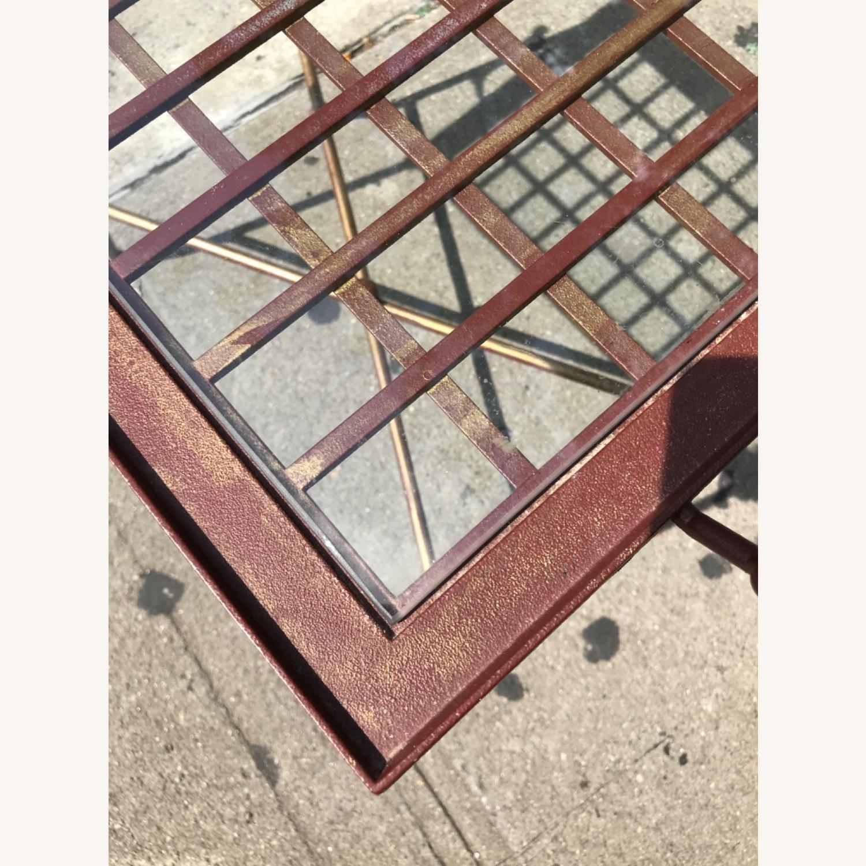 Vintage Mid Century Side Table / Tray - image-7