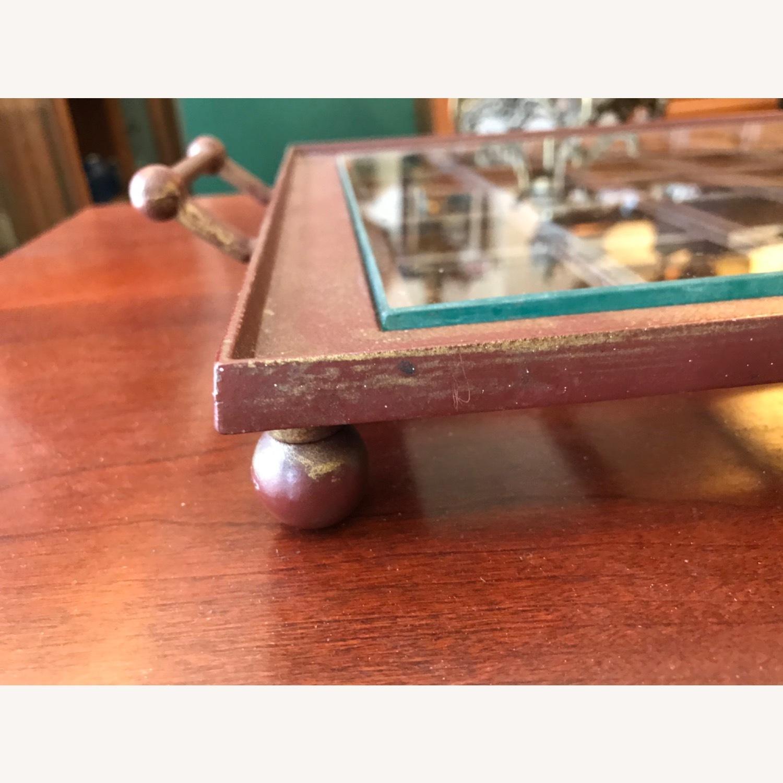 Vintage Mid Century Side Table / Tray - image-16