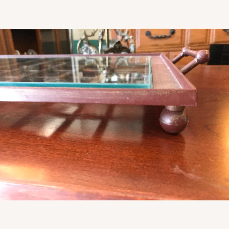 Vintage Mid Century Side Table / Tray - image-15