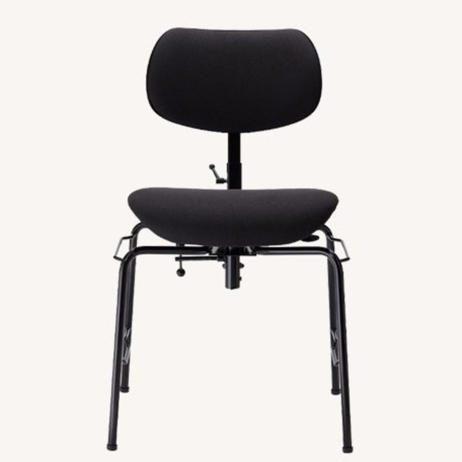 "Wilde + Spieth ""Orchestra"" Chair Black - image-0"