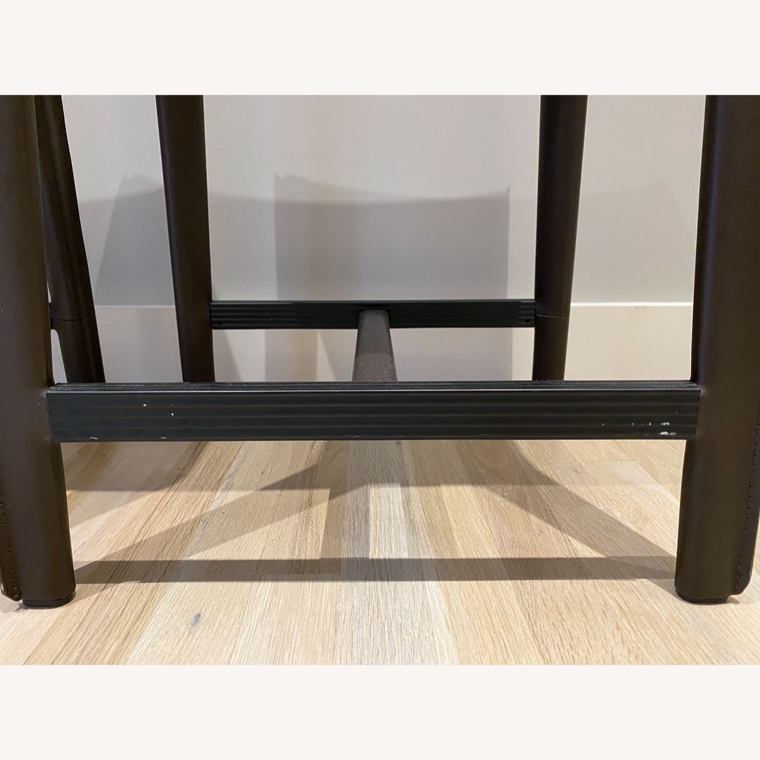 Set of Crate & Barrel Backless Counter Stools - image-7
