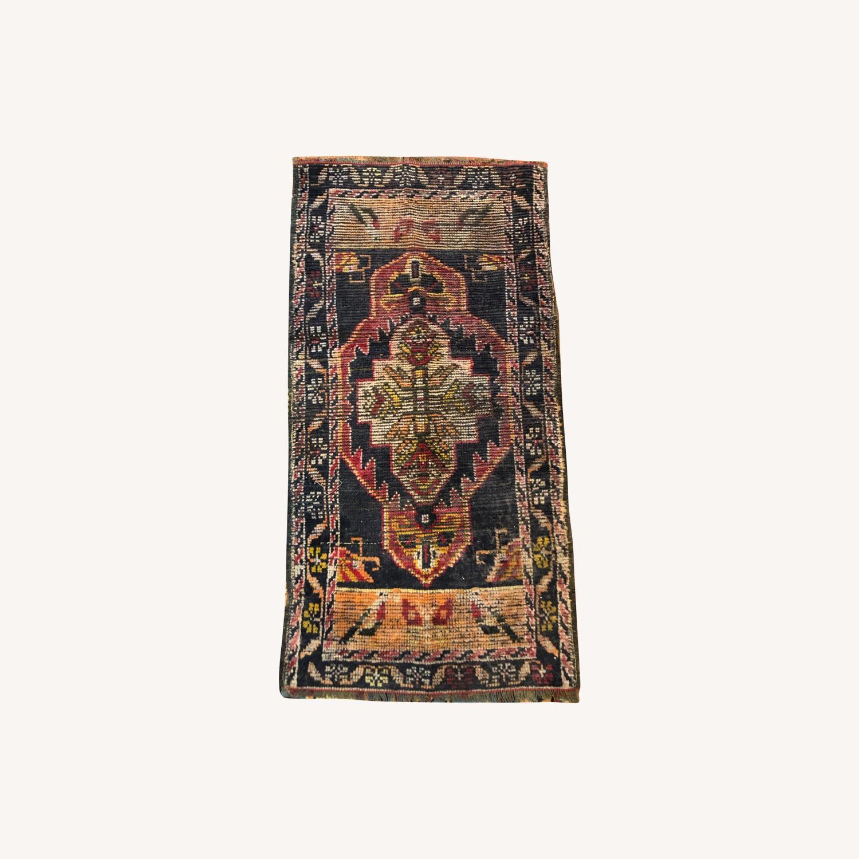 Handmade Antique Oriental Rug - image-0