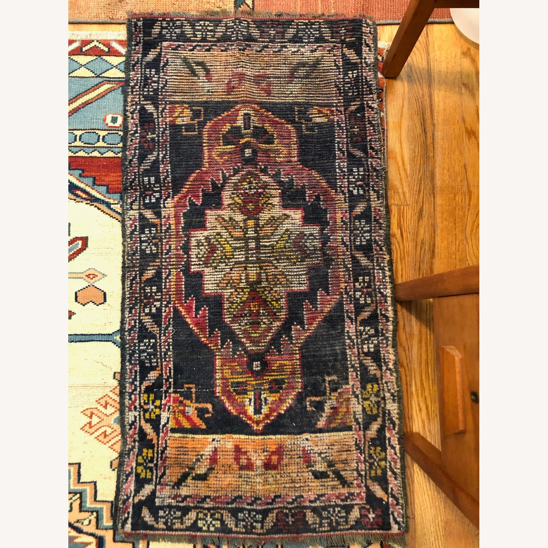 Handmade Antique Oriental Rug - image-1
