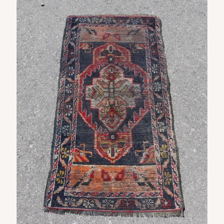 Handmade Antique Oriental Rug - image-4