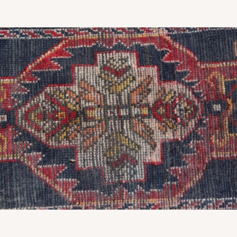 Handmade Antique Oriental Rug - image-5