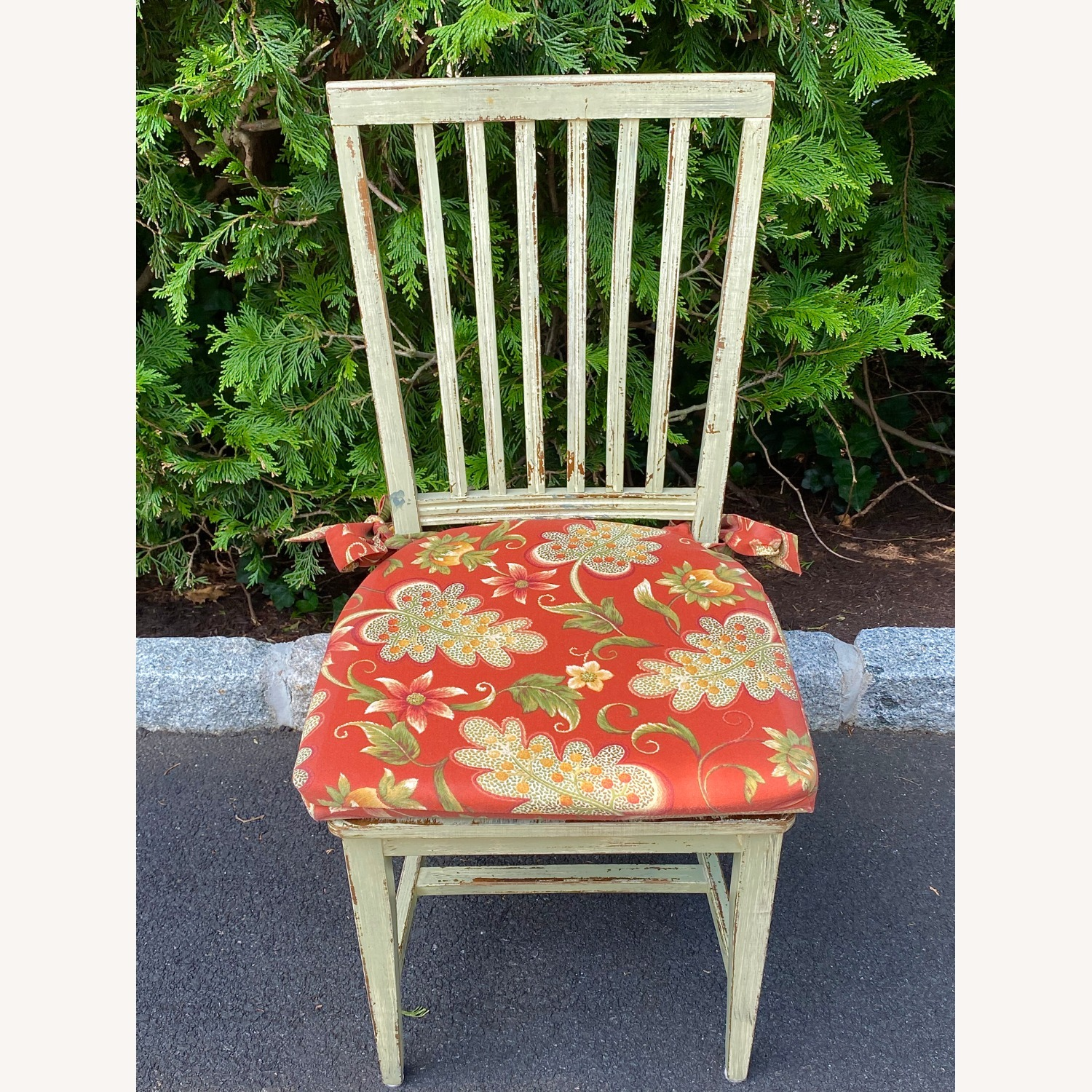 Patterned Dining Chair Pads - image-2