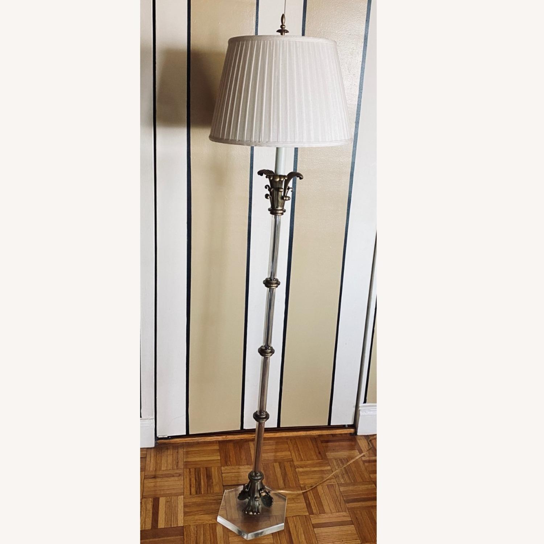 Antique Floor Lamp - image-1