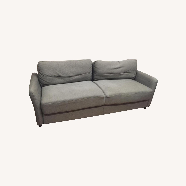 Dark Grey Sofa - image-0