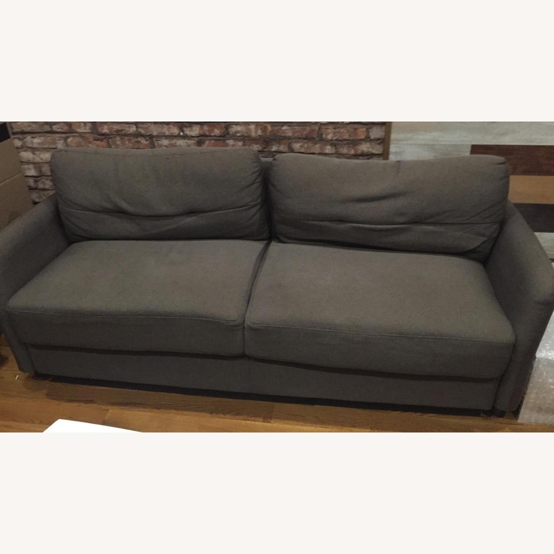 Dark Grey Sofa - image-3