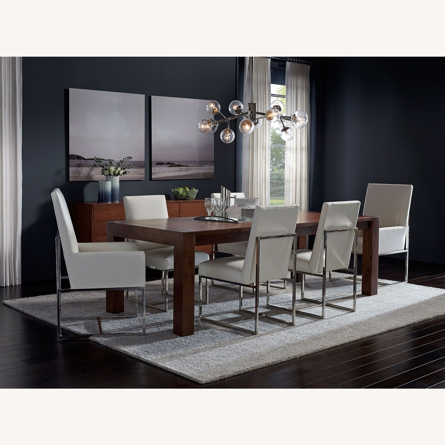 Mitchell Gold + Bob Williams Halsted Dining Table - image-3