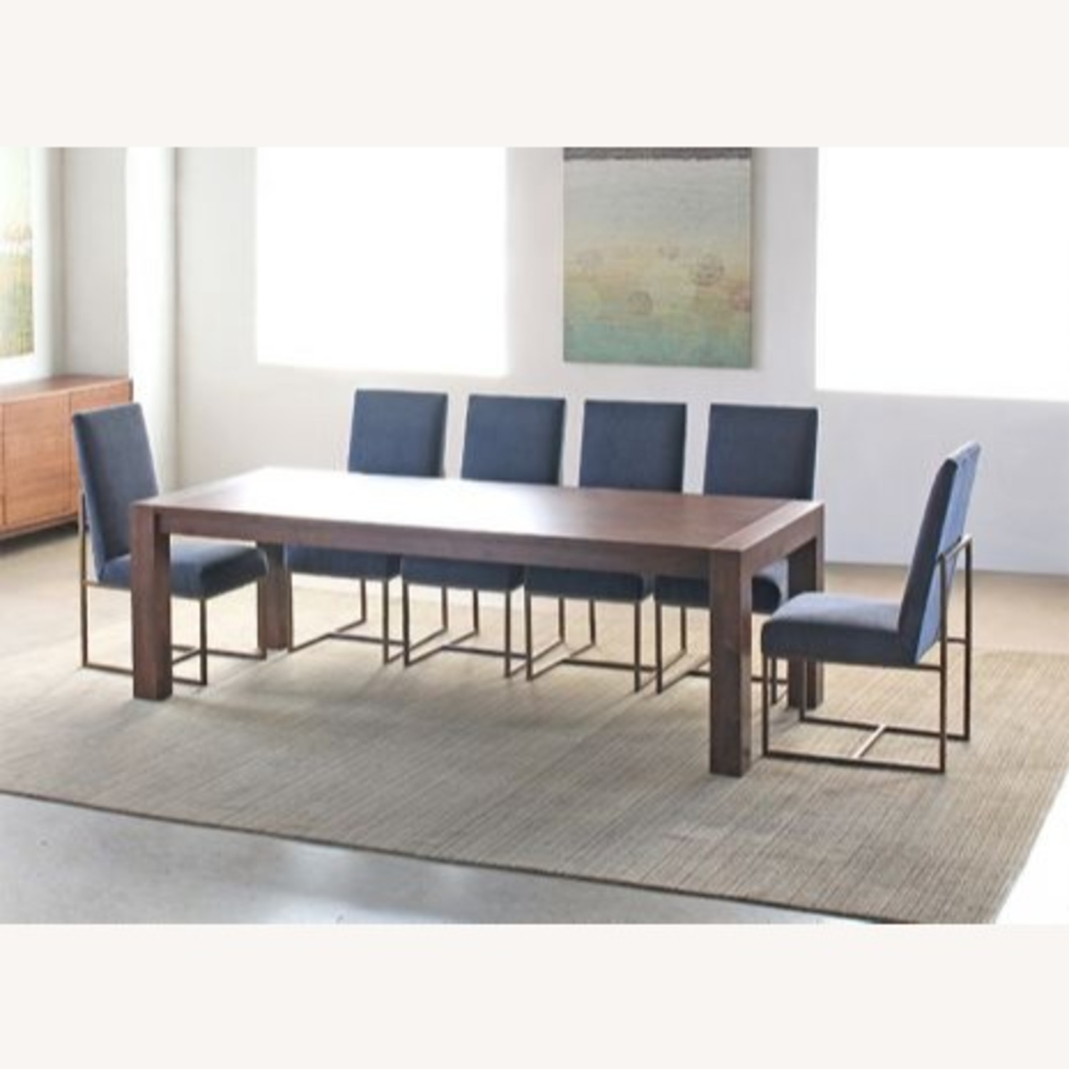 Mitchell Gold + Bob Williams Halsted Dining Table - image-1
