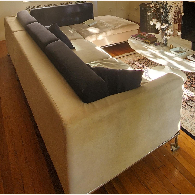 Poliform Italian Sectional Sofa - image-1