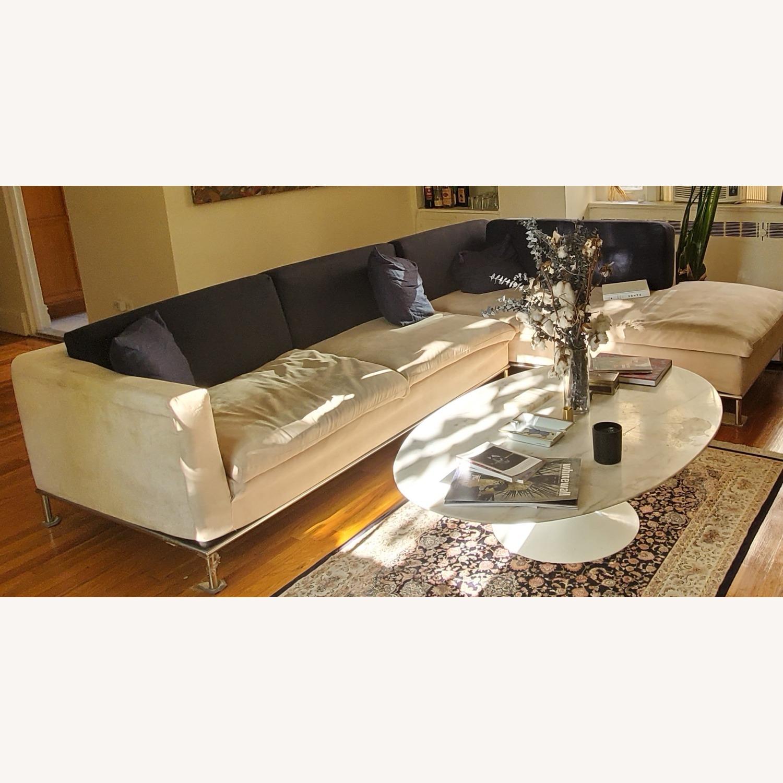 Poliform Italian Sectional Sofa - image-2