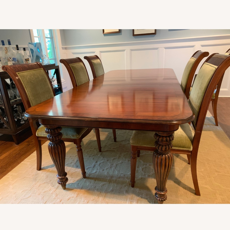 Ralph Lauren Somertin Mahogany Dining Room Table - image-1