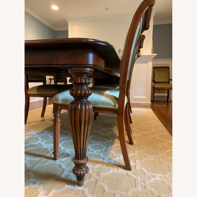 Ralph Lauren Somertin Mahogany Dining Room Table - image-3