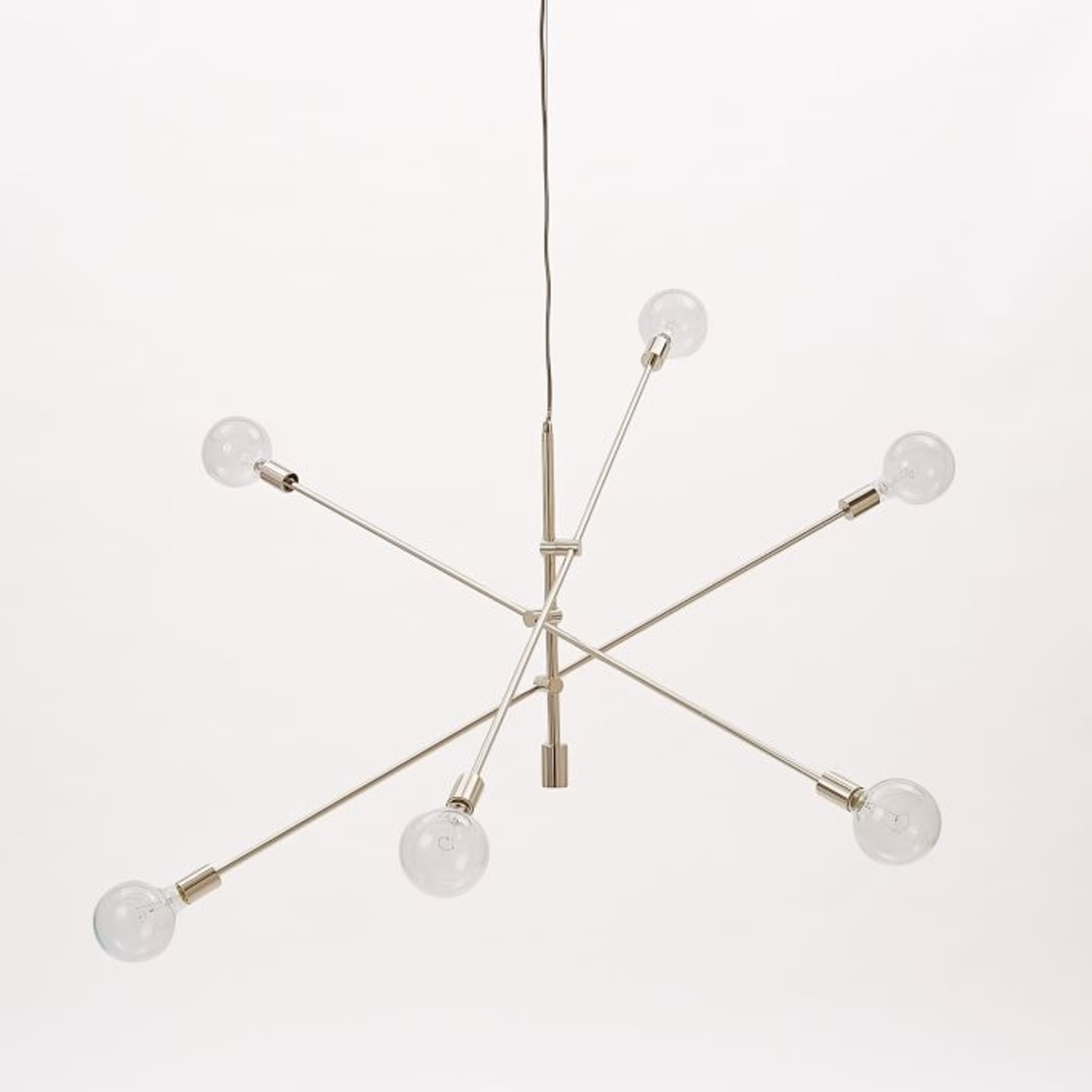 West Elm Mobile Chandelier - image-0