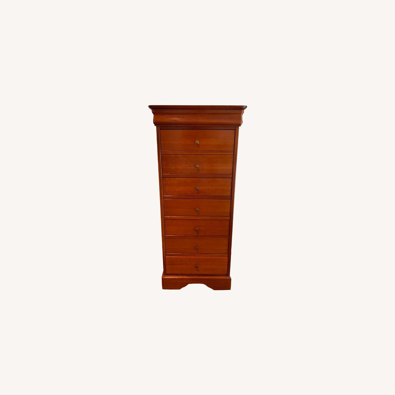 Grange Louis Philippe Cherry Dresser - image-0