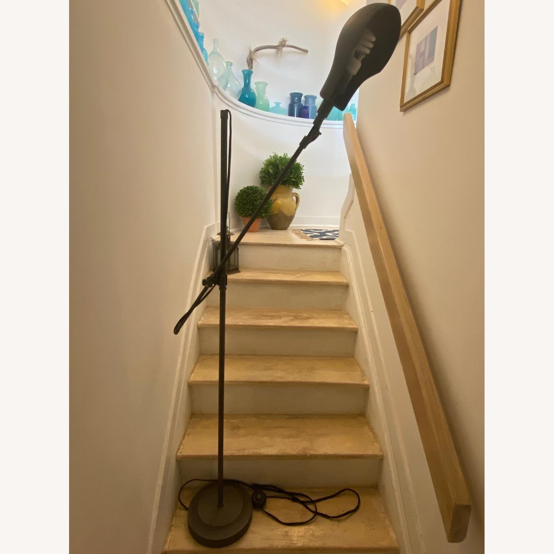 Restoration Hardware Adjustable Floor Lamp - image-5