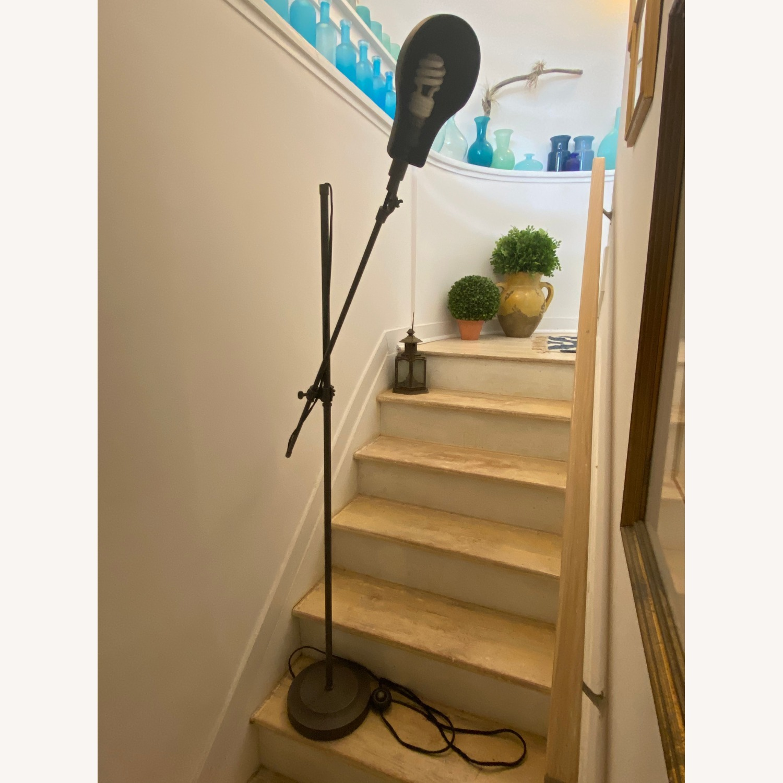 Restoration Hardware Adjustable Floor Lamp - image-4