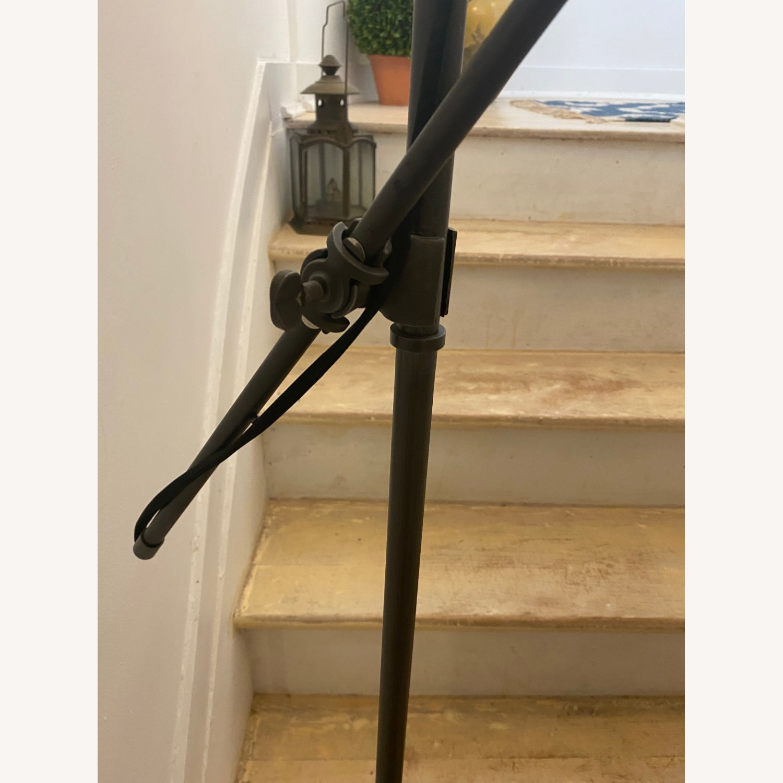 Restoration Hardware Adjustable Floor Lamp - image-8