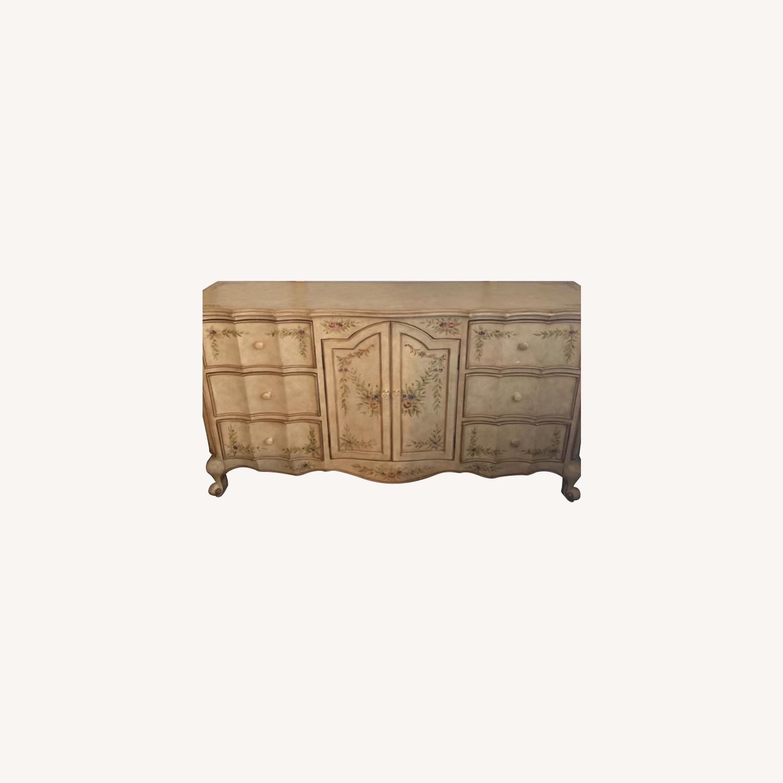 Stanley Furniture French Cottage Dresser - image-0