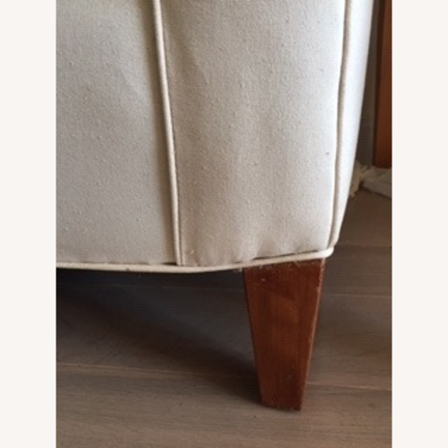 Grace Collection Roll Arm Club Chair - image-6