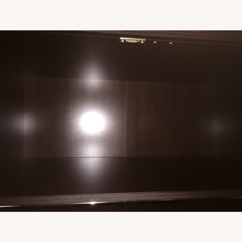 Dark Brown Minimal Closet - image-7