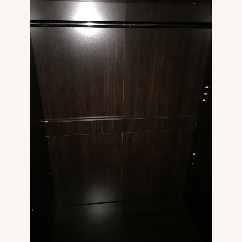 Dark Brown Minimal Closet - image-6