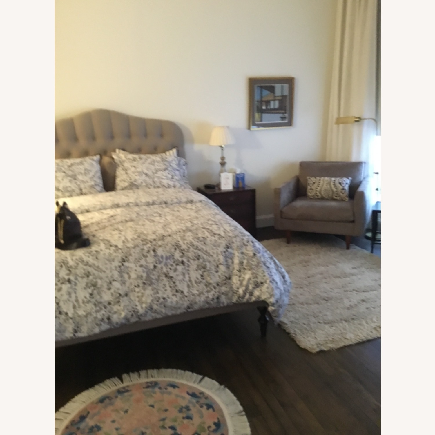 ABC Carpet and Home Queen Bed Frame - image-0
