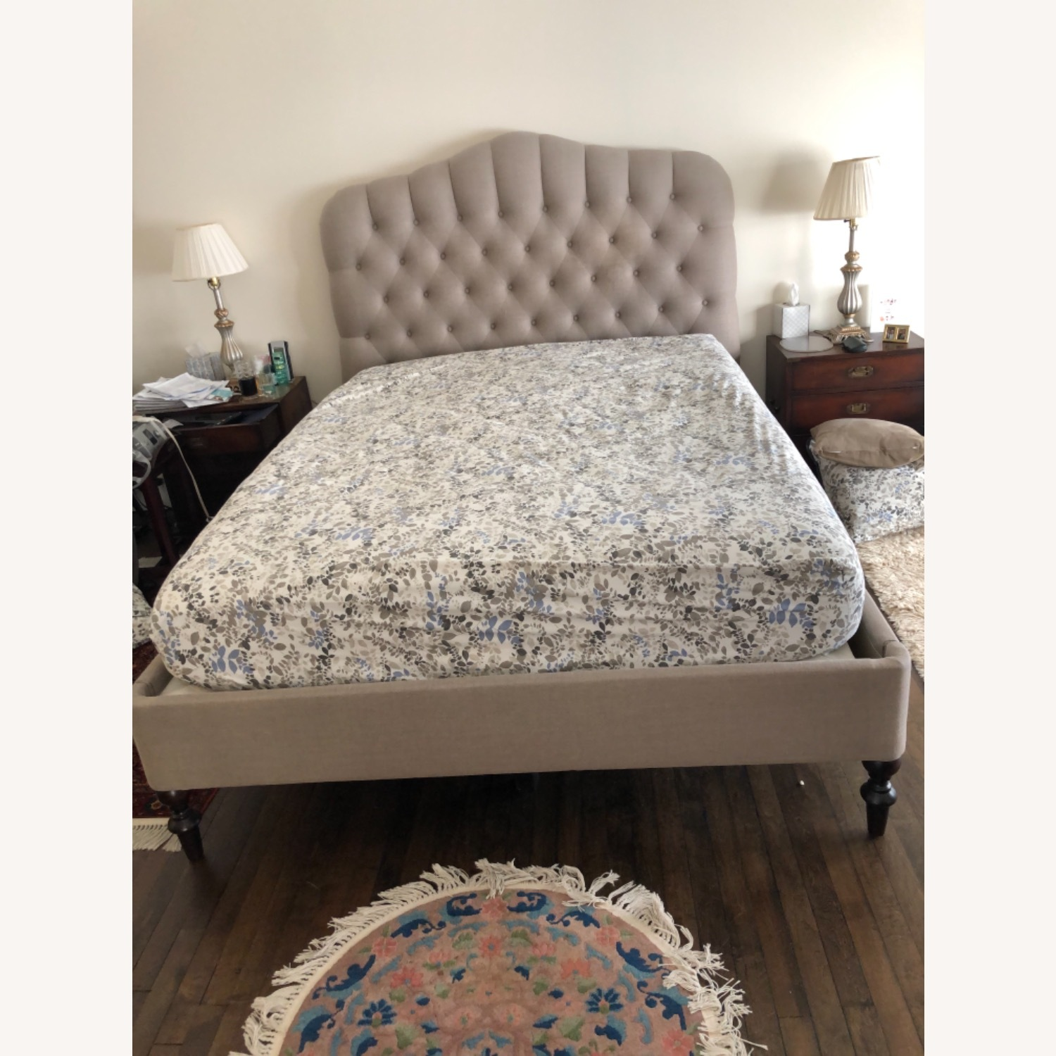 ABC Carpet and Home Queen Bed Frame - image-11