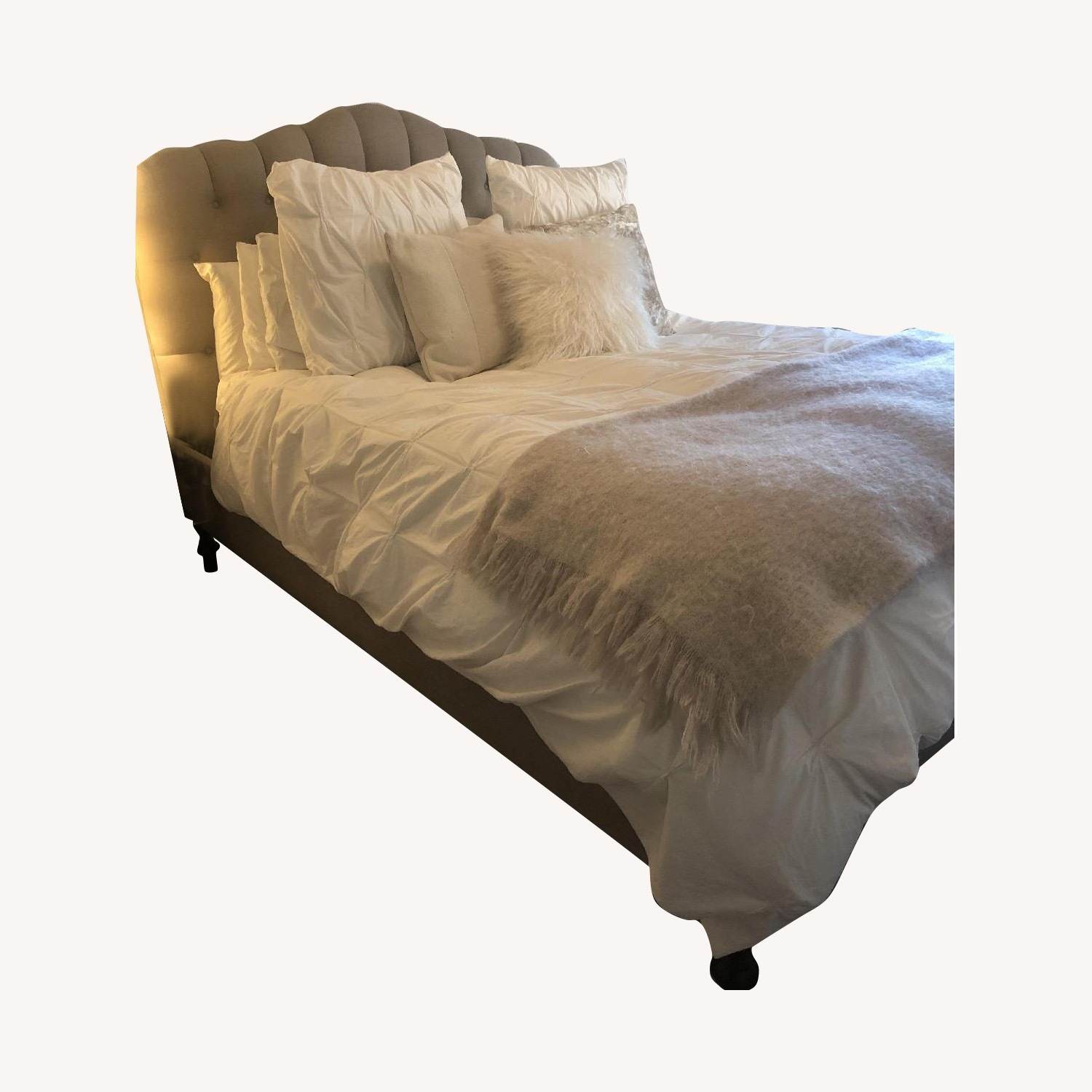 ABC Carpet and Home Queen Bed Frame - image-10