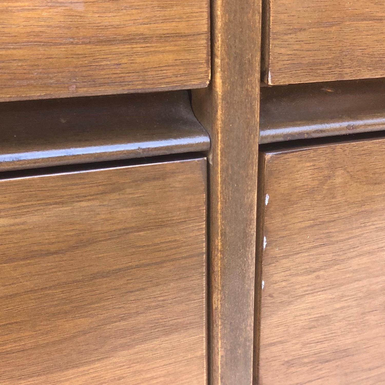 Mid Century Modern Six Drawer Dresser - image-17