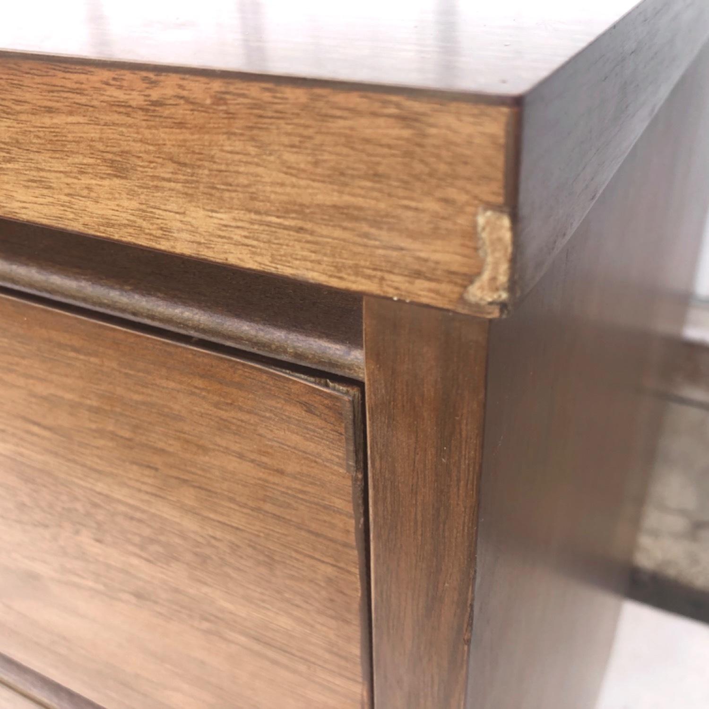 Mid Century Modern Six Drawer Dresser - image-11