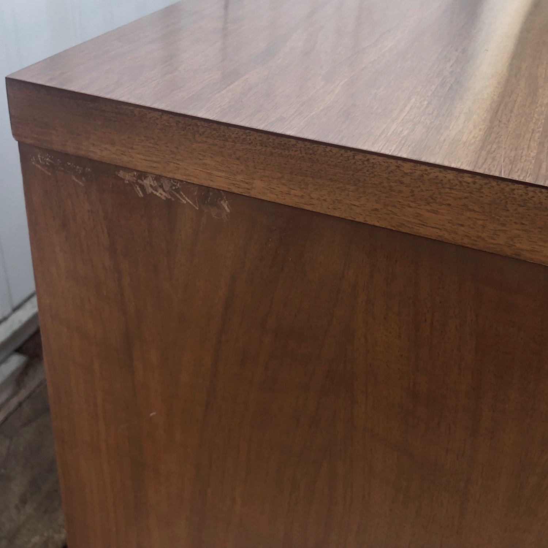Mid Century Modern Six Drawer Dresser - image-13
