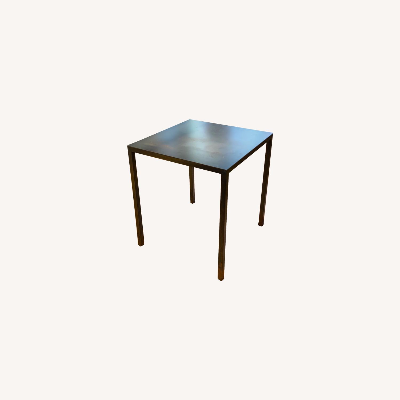 Louis Zinc Table - image-0