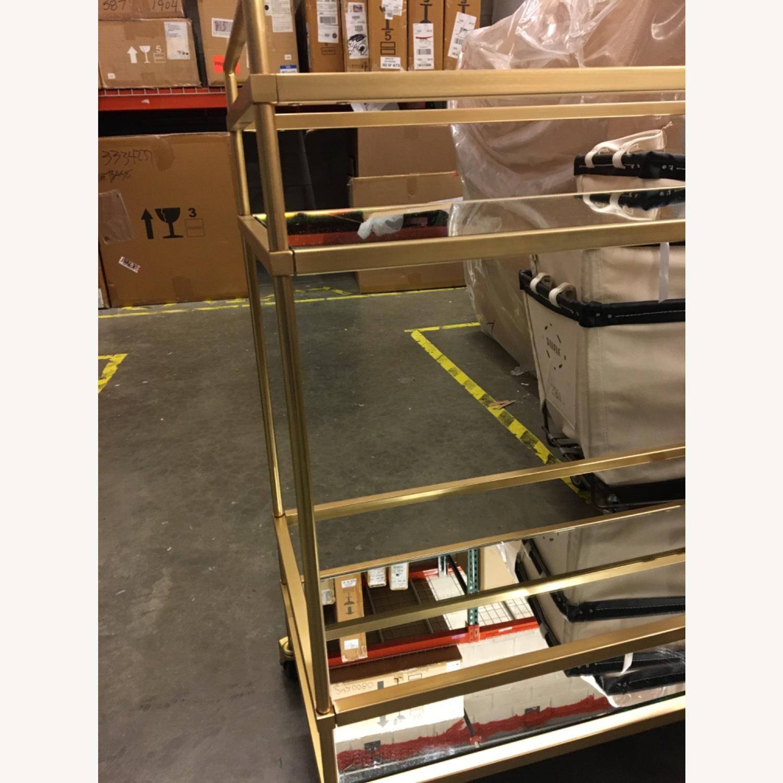 West Elm Terrace Bar Cart - image-3