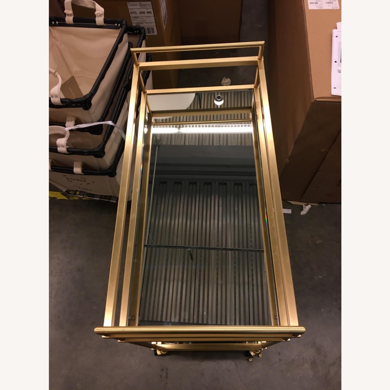 West Elm Terrace Bar Cart - image-5