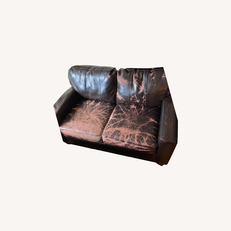 Jennifer Convertible 2 Seater Sofa - image-0